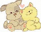 Pup & Kitten