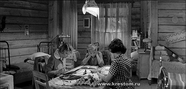 Вышивальщицы(ки) в кино и мультфильмах