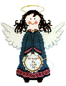«Stitching Angel» от The Stitchworks
