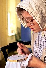Вышивание популярно во все времена