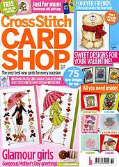 Cross Stitch Card Shop